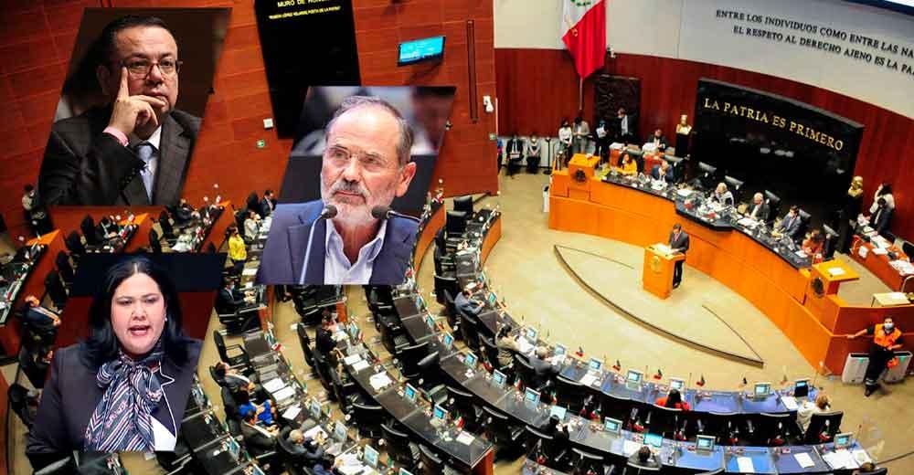 5 senadores quieren formar un nuevo grupo parlamentario